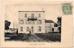 BOUC BEL AIR - La Mairie (164 ASO) - France