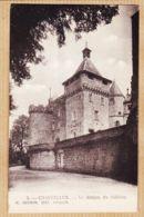 X89146 CHASTELLUX Yonne Le Donjon Du Château 107-09-1928 Edition H.COURON N°3 Avallon - Otros Municipios