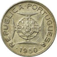 Monnaie, Mozambique, 2-1/2 Escudos, 1950, TTB, Argent, KM:68 - Mozambique