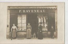PARIS 26 Bd DAVANT (Carte Photo) - Arrondissement: 20