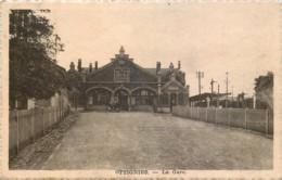 Belgique - Ottignies - La Gare - Ottignies-Louvain-la-Neuve