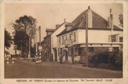 Belgique - Tournai - Hertain - Mon Parent - Bureau Et Agence En Douane - Tournai
