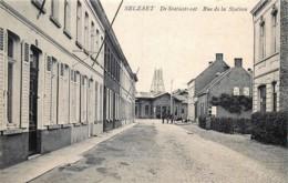 Belgique - Zelzate - De Statiestraat - Rue De La Station - Zelzate