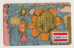 Singapore Cash Card Chip Used Cashcard - Autres Collections