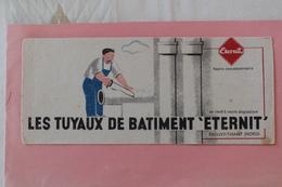 Buvard (industrie Du Batiment Eternit ) - Blotters