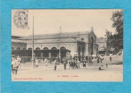 Nancy ( Meurthe-et-Moselle ). - La Gare. - Nancy