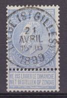 N° 60  LIEGE SAINT GILLES - 1893-1900 Barba Corta