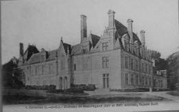 Cellettes : Chateau De Beauregard Façade Sud - Autres Communes