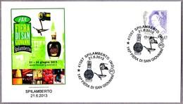 143 Feria De SAN JUAN - ACETO DI MODENA. Spilamberto, Modena, 2013 - Alimentación