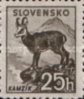 MINT  STAMPS  Slovakia - Mountain Landscapes -1940 - Slovakia