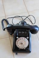 TELEPHONE 1969 EN BAKELITE(appareil Moblile 1+2 Pour Combiné S63) - Telephony