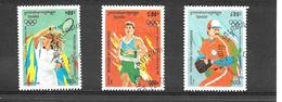 Olympic Games - Atlanta 1996, USA 1996 - Cambodge