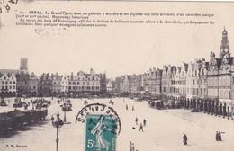62-Arras  La Grand' Place - Arras