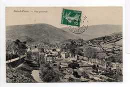 - CPA SAINT-PONS (34) - Vue Générale 1908 - - Saint-Pons-de-Mauchiens
