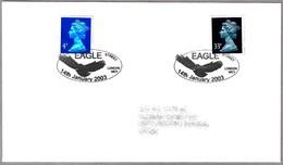 AGUILA - EAGLE. London 2003 - Aigles & Rapaces Diurnes