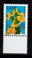 Preobliteres - YV 249 N** Orchidees Cote 4 Euros - 1989-....