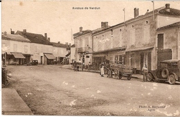 12G1  ---  47   AGEN   Avenue De Verdun - Agen