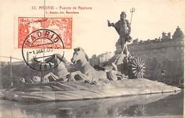 """ESPAÑA.1905. SERIE """"EL QUIJOTE"""". 10 CTS. ED. Nº 258. 1ER DÍA DE CIRCULACIÓN - 1889-1931 Regno: Alfonso XIII"""