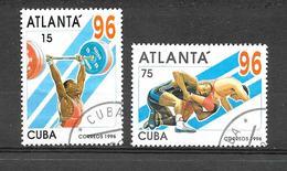 Olympic Games - Atlanta '96, USA 1996 - Cuba