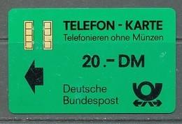 GERMANY  Telefonkarte Testgebiet Bonn /Aachen TA 5a - 20 DM Goldmodul 7 St. Nr. - Siehe Scan - T-Series : Tests