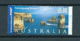 2000 Australia $5.00 Twelve Apostles Used/gebruikt/oblitere - 2000-09 Elizabeth II