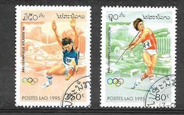 Olympic Games - Atlanta '96, USA 1995 - Laos