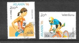 Olympic Games - Atlanta '96, USA - Laos
