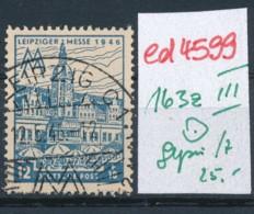 SBZ Nr. 163 Z III      Geprüft  O   (ed 4599  ) Siehe Scan - Zone Soviétique