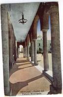 LIBIA BENGASI PORTICI DEL PALAZZO MUNICIPALE - Libia