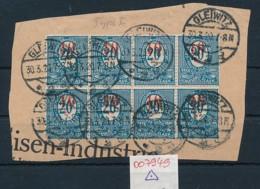 Oberschlesien- Typen Lot    (oo7949  ) Siehe Scan - Allemagne