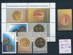 Kosovo Nr. Block 4 + Satz   **    (oo7941  ) Siehe Scan - Kosovo