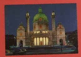 CP20 EUROPE AUTRICHE WIEN 42 - Églises