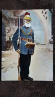 CPM LAST SOLDIER OF LIECHTENSTEIN DIED 1939 AGED 95 YEARS - Liechtenstein