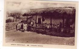 AFRICA ORIENTALE TRIBUNALE ABISSINO - Etiopia