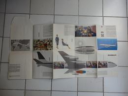 Manuel Sur L'avion Douglas DC 8 De La Swissair. - Manuals
