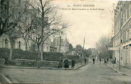 SAINT LUNAIRE  =  L'hotel De St Lunaire Et Le Golf Hotel     649 - Saint-Lunaire