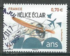 France YT N°5085 Hélice Eclair Oblitéré ° - France