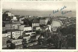 Susak (Rijeka, Fiume) (Croazia) Panorama, General View, Vue Generale, Gesamtansicht - Croatie
