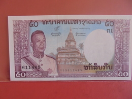 LAOS 50 KIP 1963 PEU CIRCULER/NEUF - Laos