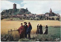 43. Gf. Groupe Folklorique De POLIGNAC. 88 - France