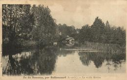 Ballancourt - île Du Saussay - Ballancourt Sur Essonne