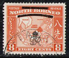 NORTH BORNEO 1947 - From Set Used - Bornéo Du Nord (...-1963)