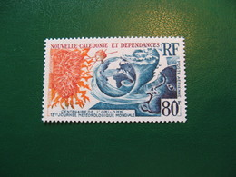 NOUVELLE CALEDONIE YVERT POSTE AERIENNE N° 140 NEUF** LUXE - MNH - COTE 9,50 EUROS - Nouvelle-Calédonie