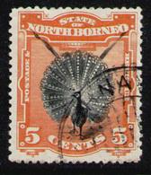 NORTH BORNEO 1894  - From Set Used - North Borneo (...-1963)