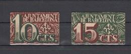 BARCELONA.  MONTANER 236A/B - [ 3] 1936-1975 : Regency Of Franco