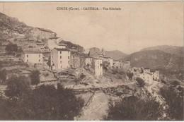 20 CASTIRLA 1910 ? Le Village Ed. J. BRETEAU - Andere Gemeenten