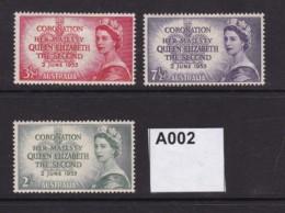 Australia 1953 Coronation (MM) - 1952-65 Elizabeth II: Dezimalausgaben (Vorläufer)