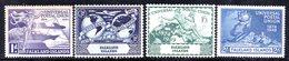 259 - FALKLAND 1949 , Yvert N. 97/100  Nuovo  ***   (2380A) .  Upu - Falkland