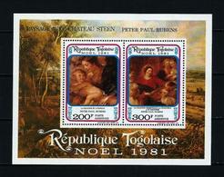 Togo Nº HB-159 Nuevo - Togo (1960-...)