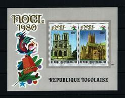 Togo Nº HB-145 Nuevo - Togo (1960-...)